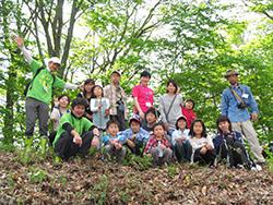 「森の休日2015」5月