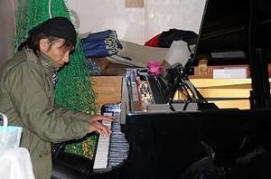 ピアノの音色は心を癒す