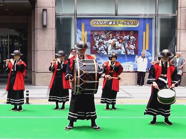 上山藩鼓笛楽(上山藩鼓笛楽保存会)